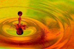 Йод и вода