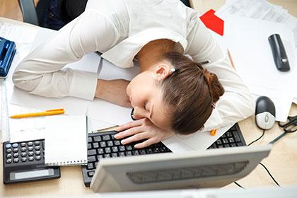 Хронической усталости