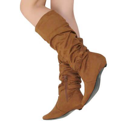 Правило ухода за обувью из нубука