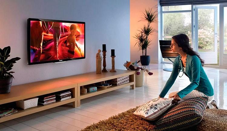 Как выбрать диагональ для телевизора