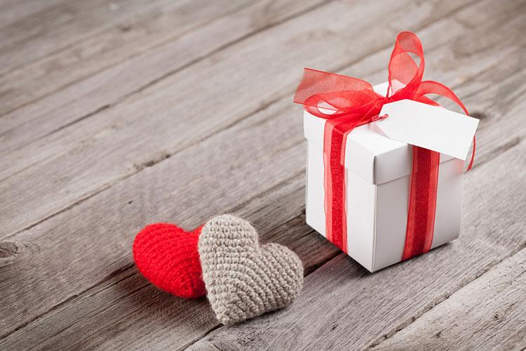 Необычные подарки 14 февраля