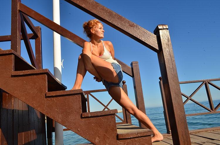 Упражнение – как похудеть