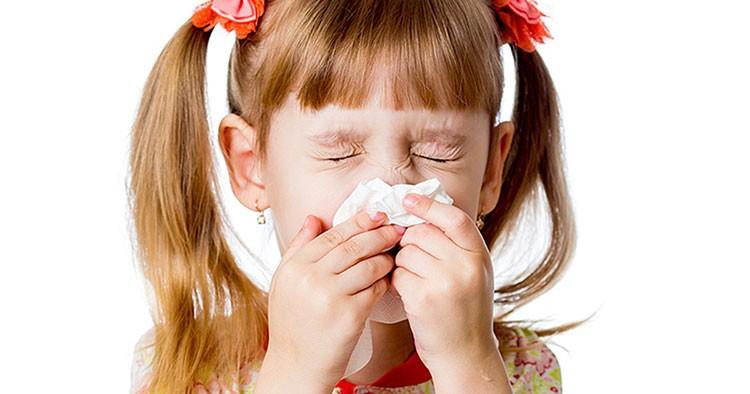 Как лечить насморк у малыша