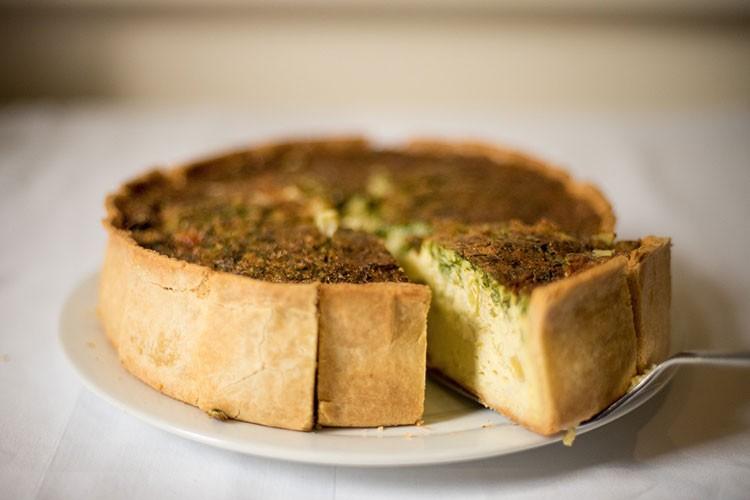 Как приготовить пирог в духовке?