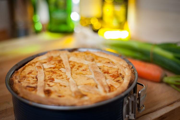 Что нужно для приготовления пирога