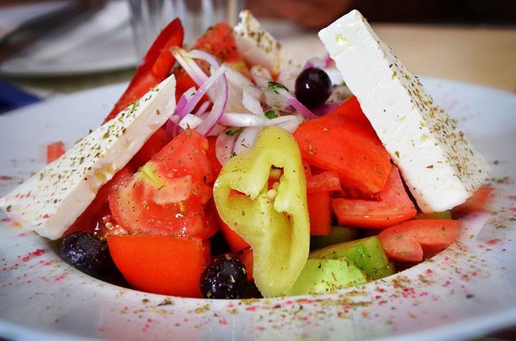 Простой рецепт на лето «Салат Витаминный»