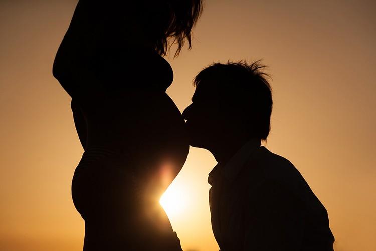 Занятие сексом во время беременности.
