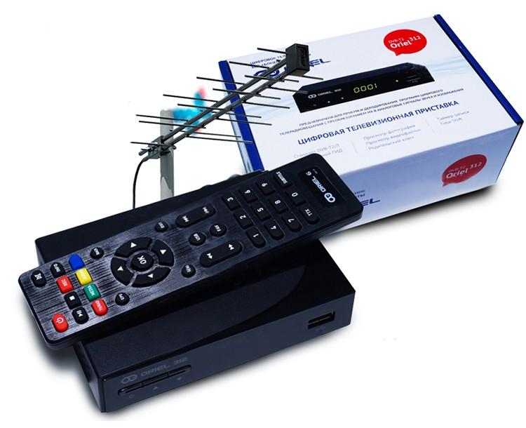 Выбрать цифровую приставку DVB T-2