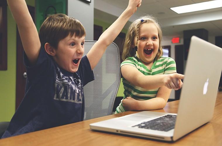 Оторвать ребёнка от компьютера