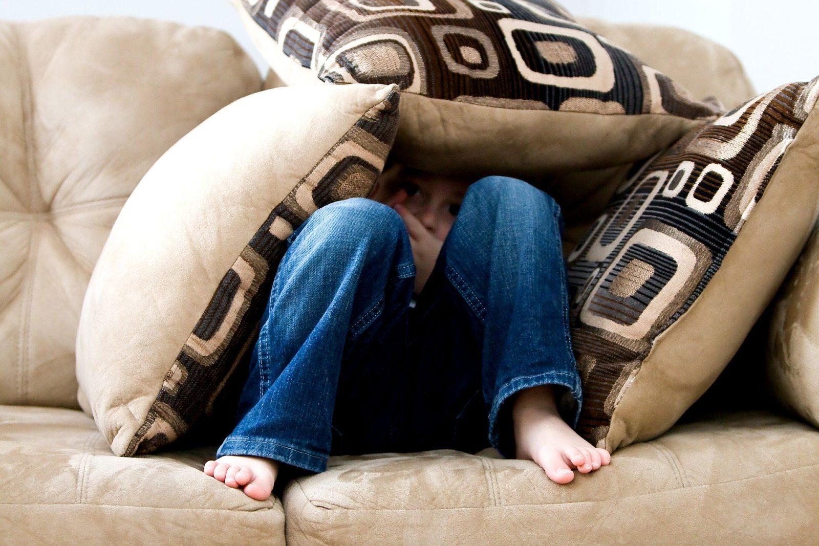 Научить ребенка справляться с тревогой