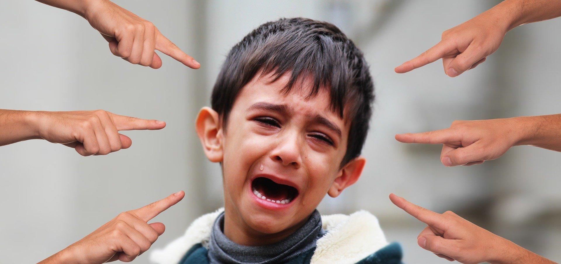 Правило четвертое – окружить детей заботой